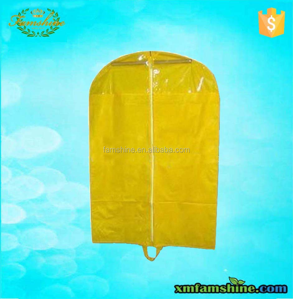 wholesale non-woven custom made garment bag
