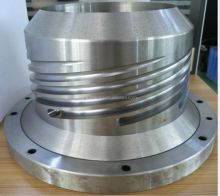 5 axis CNC machining of cylindrical cam special-shaped cam groove machining