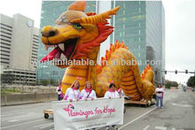 2013 Hot-Selling Giant inflatable dragon model for decoration/advertisment