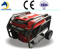 Small Power gasoline genset