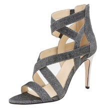2016 latest design wholesale fancy photo ladies party shoes high heel with low price