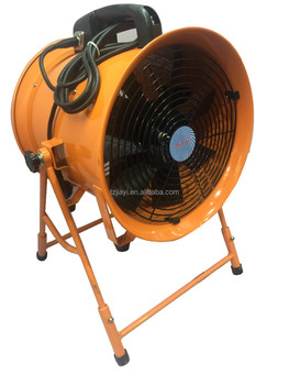 A Type 12u0026quot;(300mm) HIgh Speed Ventilatoion Portable Blower/fan/