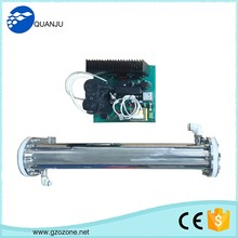 Chinese functional enamel tube in ozone generator