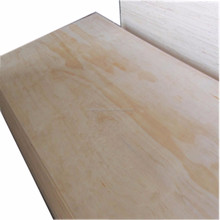 Shandong pine plywood for furniture
