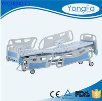 Professional R&D team. Position adjustable medical nursing icu manual crank bed for patient