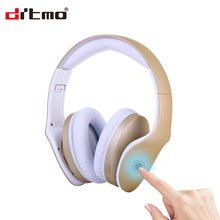 2018 new products oem bluetooth headset touch wireless headphone