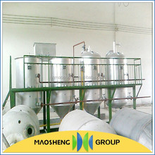 Home-used stainless steel mobile oil refinery