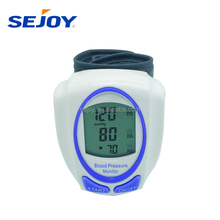 Digital wrist automatic cheap fda blood pressure monitor