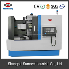 China Brand 3 axis cnc vertical machining center VLC630 aluminum profile machining center