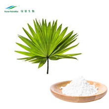 pure natural saw palmetto extract 25% fatty acid white fine powder powder