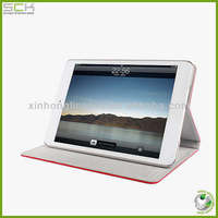 Stand cover for ipad mini pu case