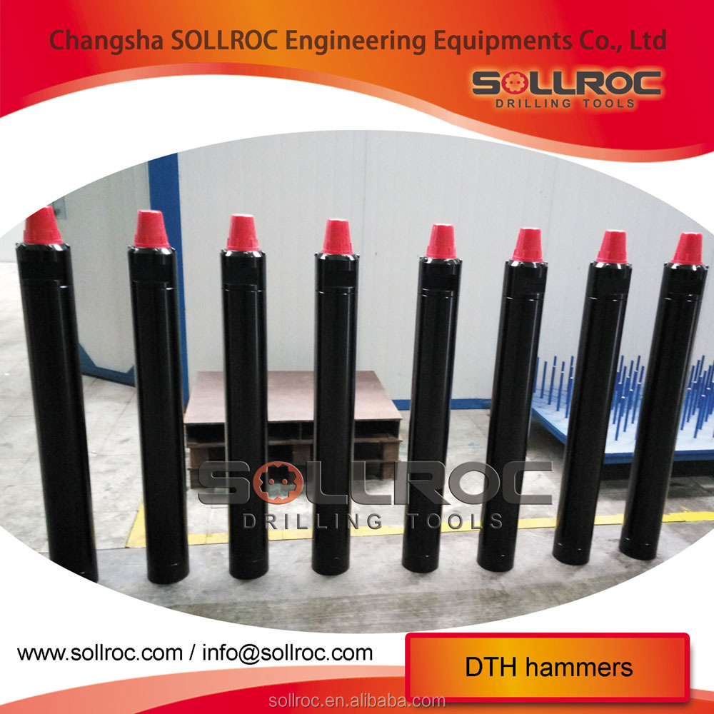water well drilling tools QL60 DTH hammer