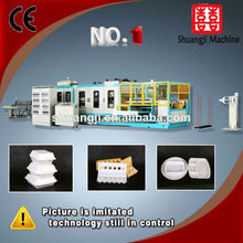 Good Price Automatic disposable plastic food container production line