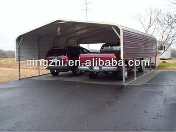 Portable metal carport kits buy portable cabin kits for Mobile home garage kits