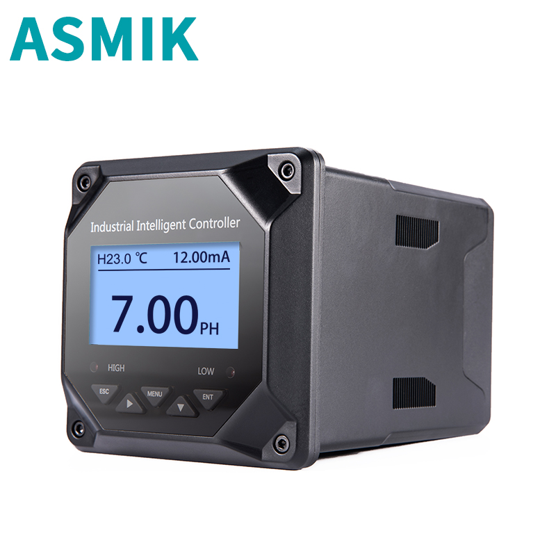 4-20mA output controller dosing pump low price digital PH <strong>meter</strong>