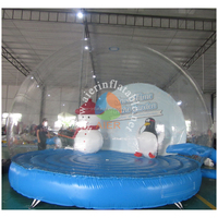hot sale Christmas snow globe,snow globe ring for sale