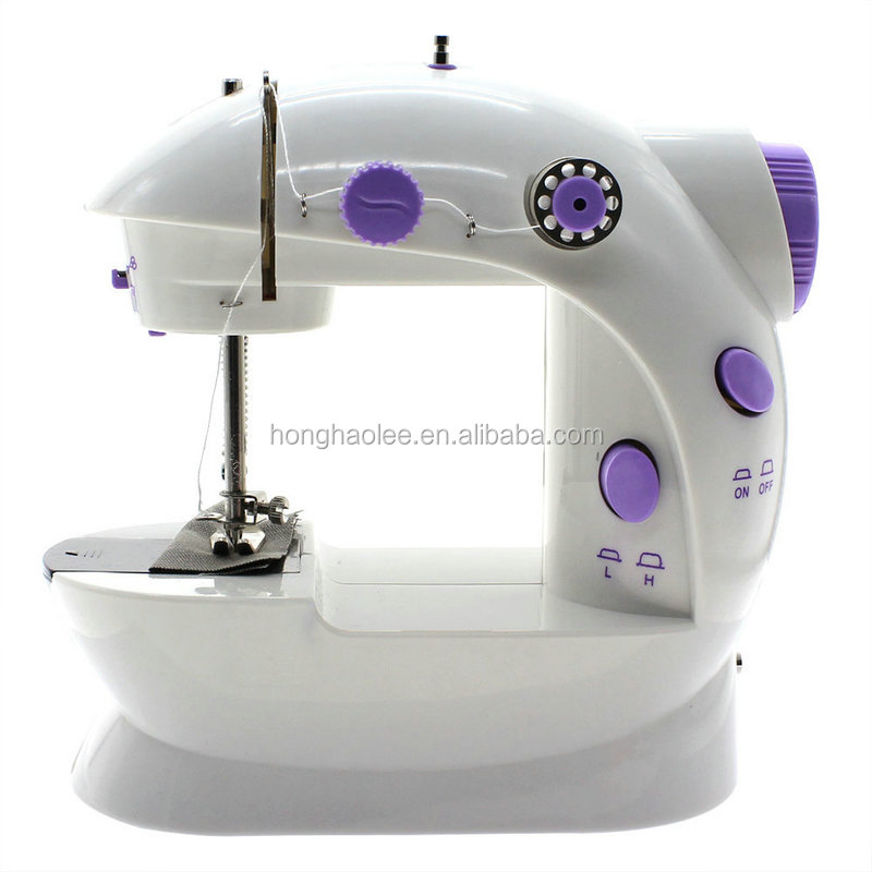 Portable Handheld Mini Sewing Machine Electric/Mains Battery Powered Ideal for home owners offices students and craftspeople