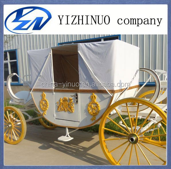 Cheap Wedding horse carriage covers