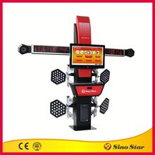 China saloon car ccd wheel alignment made in China