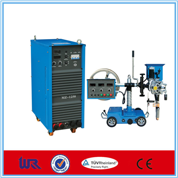 1250A auomatic submerged arc welding machine/automatic SAW welding MZ-1250
