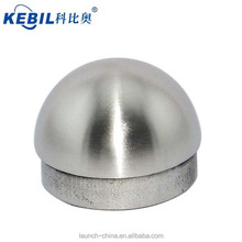 handrail end caps,stainless steel pipe end plug
