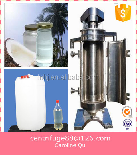 2015 New Design white coconut oil making machine