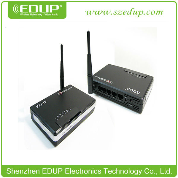 Wholesale price 4 Ports 54Mbps Wireless 802.11b/g Broadband Router support DD-WRT/TOMATO