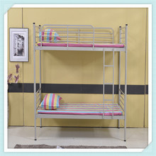 New design metal queen bunk bed pink bunk bed bunk bed with ladder