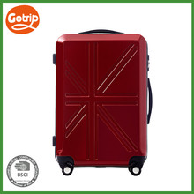 Best Quality Pure Color Famous Brands Luggage Special Suitcase