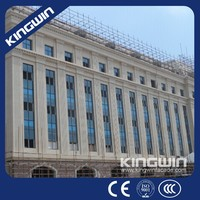 Innovative Design Fabrication and Engineering - Stone Panel Curtain Wall