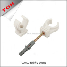 TOK HAVC plastic hooks and clips