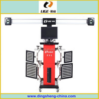 3d wheel alignment equipment, 3d wheel alignment machine DS-6