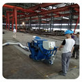 Floor shot blasting machine for mark line removal