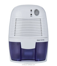 Best semiconductor mini dehumidifier with low noise, portable size and auto-off function