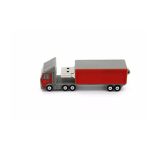 Truck Shape USB Flash Drives custom logo PVC Flash Drive 4gb 8gb