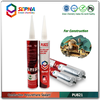 Low modulus and high elasticity polyurethane adhesive crack sealant