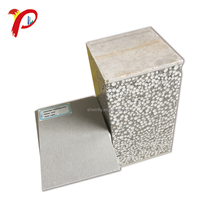 Insulation Lightweight Fireproof Precast Soundproof Eps Concrete Sandwich Wall Panel