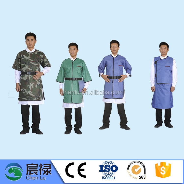 Rich Experience Soft Material Anti Radiation/Lead Protection Clothing