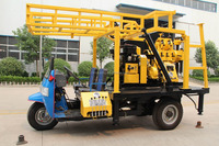 XYX-2 tractor mounted hydraulic water well drilling rig