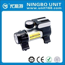 Single cylinder 150w car mini air compressor