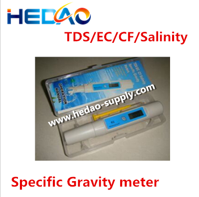 Water Quality Tester Digital TDS Meter Purity PPM Filter with LCD Screen