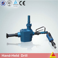 Mineral Process Equipment Hand Drill Specifications