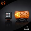 Remote Control road portable led solar traffic light bike bicycle turn signal light