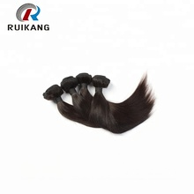 Thick end 100 pure virgin nature human hair