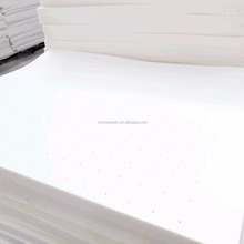 Quality Pu Rebond pure White Foam, Bra Scrap Rebond Foam Mattress