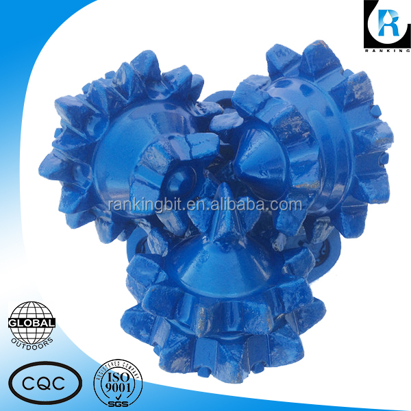 "New product 5 1/2"" oilled tricone rock bits well drill machin"