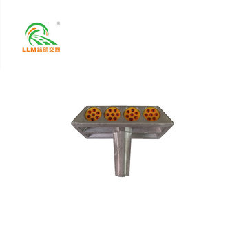 China Supplier Cat Eyes  Reflector Road Stud / aluminum Road Marker