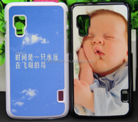 New arrive 2D sublimation mobile cover for LG L5 II