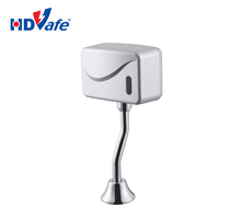 Sanitary Ware Toilet Auto Flush Sensor Wall Mount Plastic Male Urinal