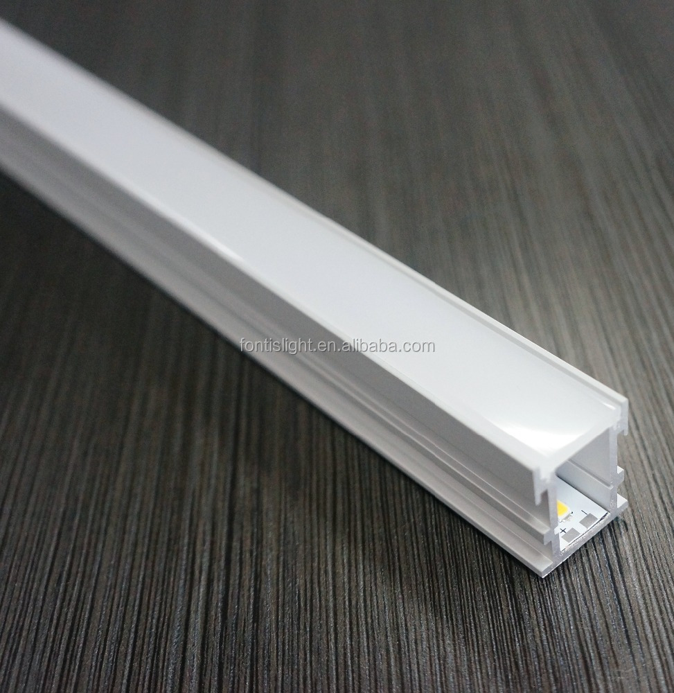 Linear led profile/ ALP034 aluminium profile step